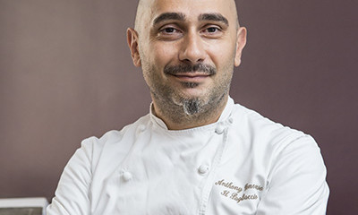 Chef Anthony Genovese