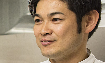Chef Kotaro Noda